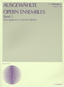 Ausgewählte Opern Ensembles Volume 3 - laflutedepan.com