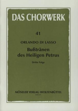 Busstränen des Heiligen Petrus Vol 3 - laflutedepan.com