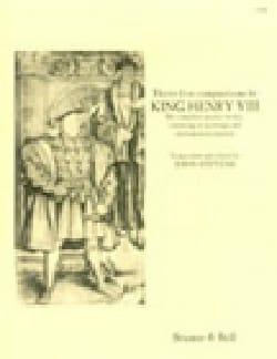 35 Compositions Henry Vlll KING Partition Chœur - laflutedepan