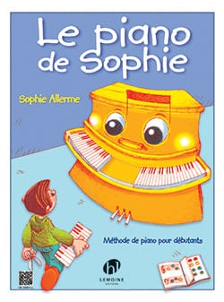 Sophie Allerme - Sophie's Piano - Sheet Music - di-arezzo.com