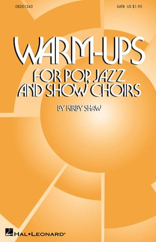Warms-Up - Shaw Kirby - Partition - laflutedepan.com