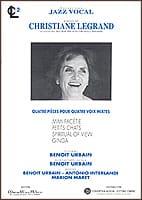 Legrand Christiane / Urbain Benoit - 4 Pièces Pour Voix Mixtes Volume 2 - Partition - di-arezzo.fr