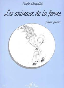 Chadaillat - Les Animaux de la Ferme - Partition - di-arezzo.fr