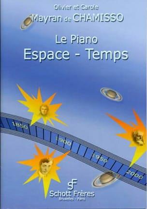Le Piano Espace-Temps - laflutedepan.com