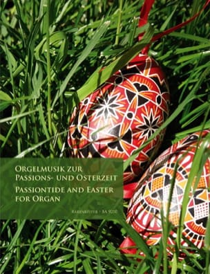 Orgelmusik Zur Passions-Und Easter - Partition - laflutedepan.com