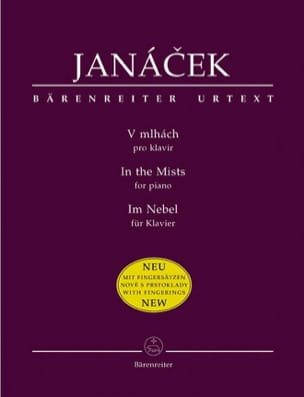 Leos Janacek - In the mists (V Mlhach) - Sheet Music - di-arezzo.com
