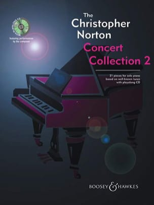 Concert Collection Volume 2 - Christopher Norton - laflutedepan.com