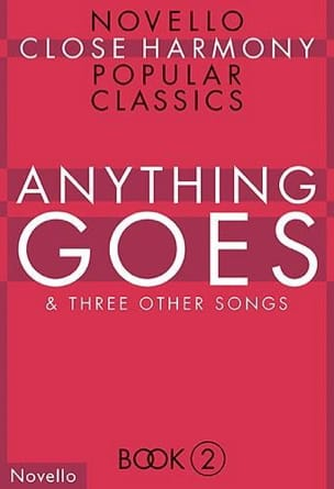 - Anything Goes And 3 Other Songs - Partition - di-arezzo.fr