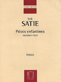 Erik Satie - Children's Pieces - Sheet Music - di-arezzo.co.uk