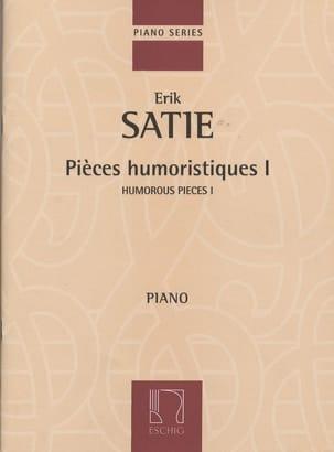Erik Satie - Pièces Humoristiques Vol 1 - Partition - di-arezzo.fr