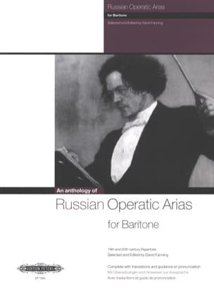 - Russian Operatic Arias. Baryton - Partition - di-arezzo.fr