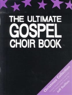- The Ultimate Gospel Choir Book Christmas Collection - Partition - di-arezzo.fr