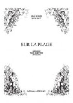 Mel Bonis - Sur la Plage Op. 3 - Partition - di-arezzo.fr