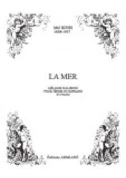 Mel Bonis - La Mer Op. 58 - Partition - di-arezzo.fr