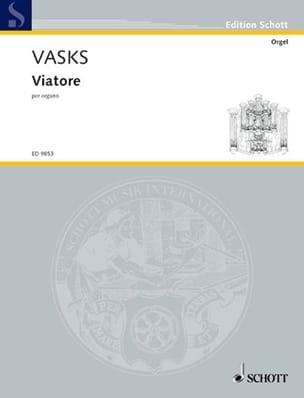 Peteris Vask - Viatore - Partition - di-arezzo.fr
