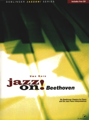 Korn - Jazz On Beethoven - Sheet Music - di-arezzo.co.uk