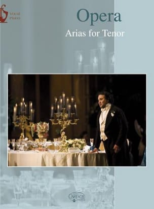 - Opera Arias. Tenor - Partition - di-arezzo.fr