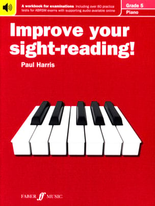 Paul Harris - Improve Your Sight-Reading Grade 5 - Sheet Music - di-arezzo.com