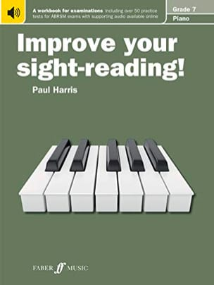 Improve Your Sight Reading Grade 7 Paul Harris Partition laflutedepan