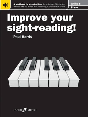 Improve Your Sight Reading Grade 8 Paul Harris Partition laflutedepan