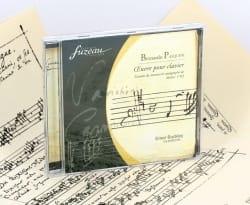 Bernardo Pasquini - Oeuvre Pour Clavier Cd - Partition - di-arezzo.fr