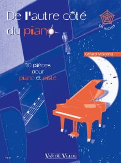Gérard Moindrot - On the other side of the piano - Sheet Music - di-arezzo.com