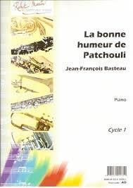 Basteau - La Bonne Humeur de Patchouli - Partition - di-arezzo.fr