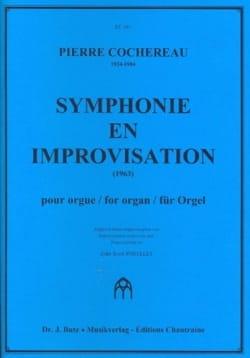 Symphonie en improvisation - Pierre Cochereau - laflutedepan.com
