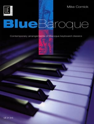 Mike Cornick - Blue Baroque - Sheet Music - di-arezzo.co.uk