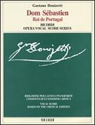 Gaetano Donizetti - Dom Sébastien, Roi de Portugal - Partition - di-arezzo.fr