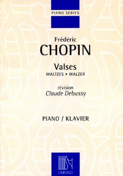 CHOPIN - 14 Waltzes - Sheet Music - di-arezzo.co.uk