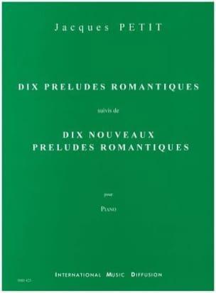 10 Préludes Romantiques et 10 Nouveaux Préludes Romantiques - laflutedepan.com