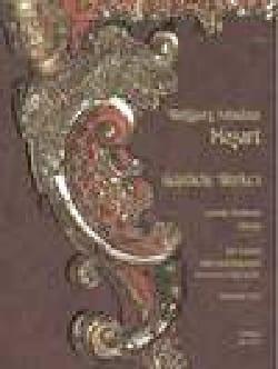 MOZART - Laudate Dominum K 339. Alleluia K 165 - Partition - di-arezzo.fr