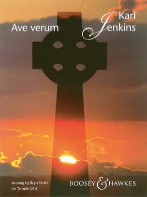 Ave Verum - Karl Jenkins - Partition - Mélodies - laflutedepan.com