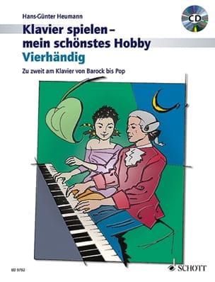 - Klavierhanding. 4 Mains - Partition - di-arezzo.fr