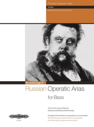 Russian Operatic Arias. Basse Partition Recueils - laflutedepan