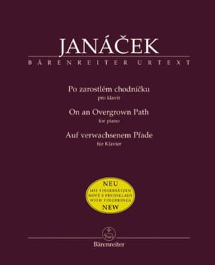 Leos Janacek - On a grassy path - Sheet Music - di-arezzo.co.uk
