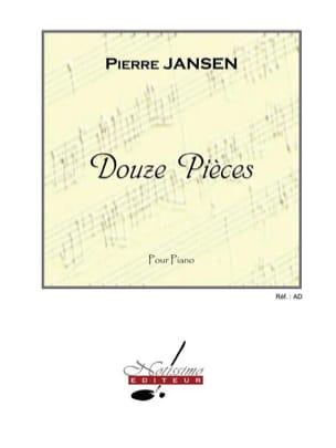 Pierre Jansen - 12 Pièces - Partition - di-arezzo.fr