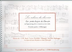 - The Little Fingers of the Harpsichord: Germany, 1st Part. - Sheet Music - di-arezzo.com
