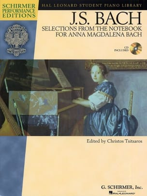 Selections From The Notebook For Anna Magdalena Bach - laflutedepan.com