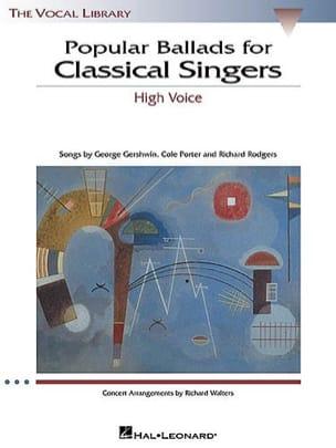 クラシックシンガーのための人気のバラード。高い声 - 楽譜 - di-arezzo.jp