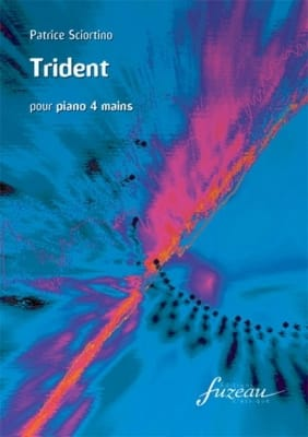 Trident. 4 Mains - Patrice Sciortino - Partition - laflutedepan.com