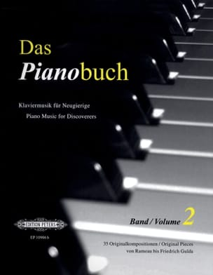 Das Pianobuch. Volume 2 - Partition - Piano - laflutedepan.com