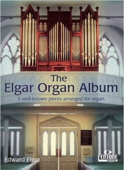 Edward Elgar - Organ Album - Partition - di-arezzo.fr