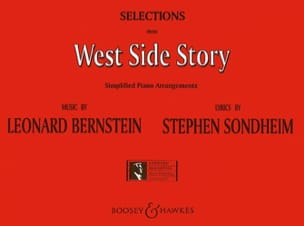 Leonard Bernstein - West Side Story Piano Selection. Nelle Edition - Sheet Music - di-arezzo.com