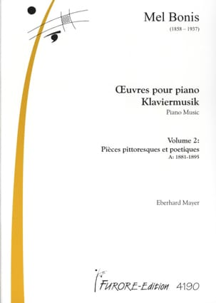 Mel Bonis - Piano Works Volume 2 - Sheet Music - di-arezzo.co.uk