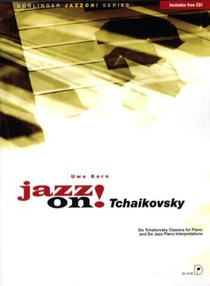 Uwe Korn - Jazz on Tchaikovsky - Partition - di-arezzo.fr