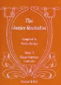 The Junior Recitalist Book 2. - Partition - laflutedepan.com