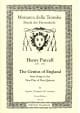 The Genius Of England PURCELL Partition Trompette - laflutedepan