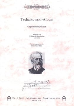 Piotr Illitch Tchaikovsky - Album - Partition - di-arezzo.fr